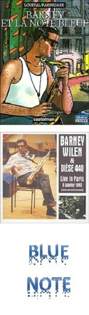 blues barney wilen
