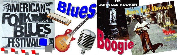 blues john lee hoocker