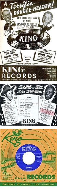 blues okeh records