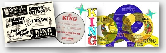 blues king records