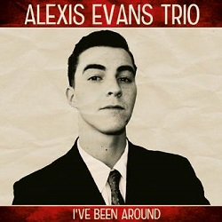 blues alexis evans trio