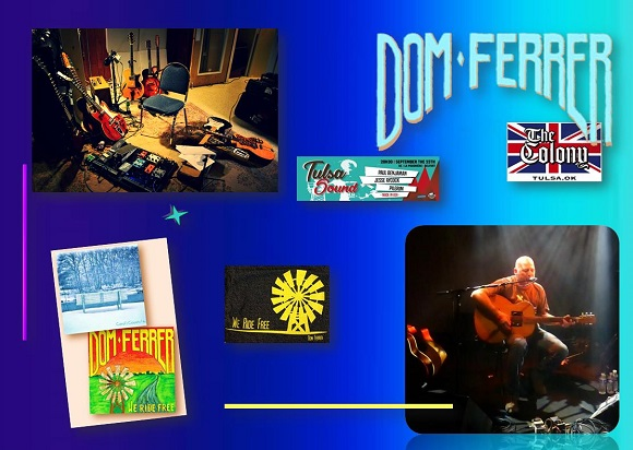 blues dom ferrer