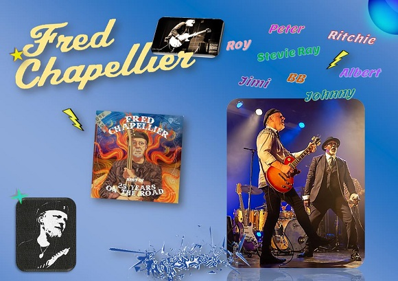 Blues fred chapellier