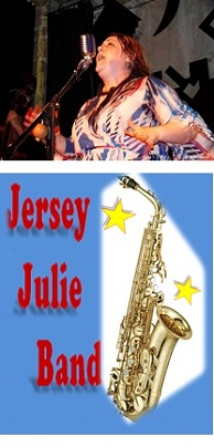 blues jersey julie
