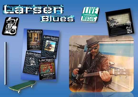 Blues larsen blues