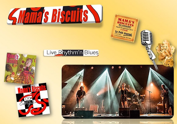 BLUES mama's biscuits