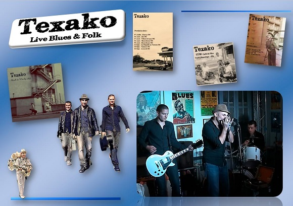 BLUES TEXAKO