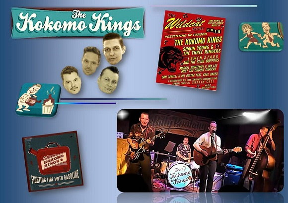 BLUES the kokomo kings