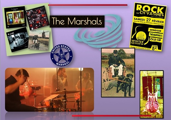 blues the marshals