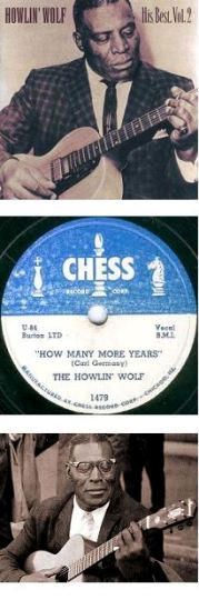 blues howlin' wolf