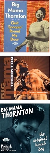 blues big mama thornton
