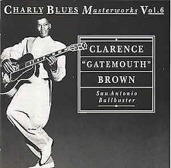 BLUES CLARENCE GATEMOUTH BROWN