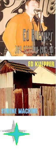 blues ed kuepper