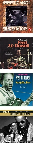 blues fred mc dowell