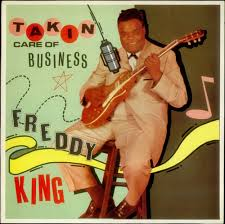 blues freddy king