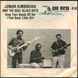 blues junior kimbrough