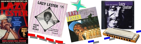 blues lazy lester