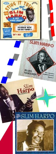 blues slim harpo